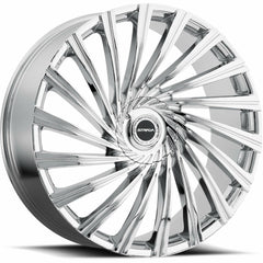 Strada Wheels S49 Tornado Chrome