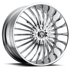 Dub Wheels S140 Suave Chrome