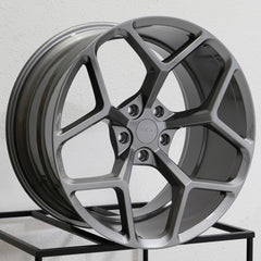 MRR Wheels M228 fit Camaro Gun Metal