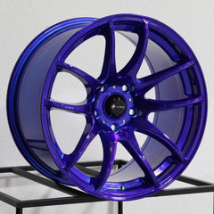 Vors Wheels TR4 Candy Purple Blue