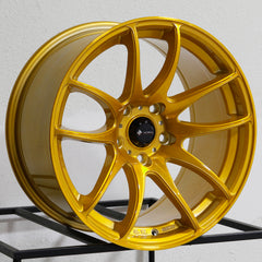 Vors Wheels TR4 Candy Gold