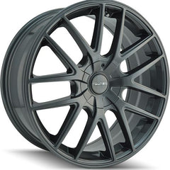 Touren Wheels 3260 TR60 Gunmetal