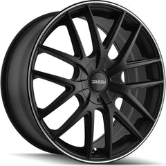 Touren Wheels 3260 TR60 Matte Black Machined