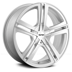 Touren Wheels 3262 TR62 Hyper Silver