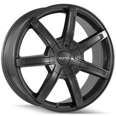 Touren Wheels 3265 TR65 Gunmetal