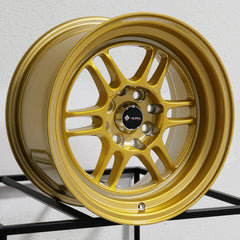 Vors Wheels TR6 Candy Gold