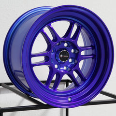 Vors Wheels TR6 Candy Purple Blue