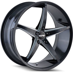 Touren Wheels 3270 TR70 Black Milled