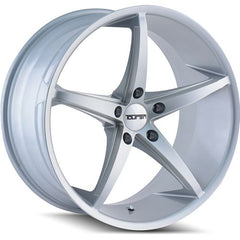 Touren Wheels 3270 TR70 Silver Milled