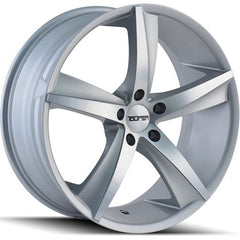 Touren Wheels 3272 TR72 Silver Machined