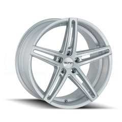Touren Wheels 3273 TR73 Silver Milled