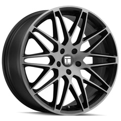 Touren Wheels 3275 TR75 Black Tint