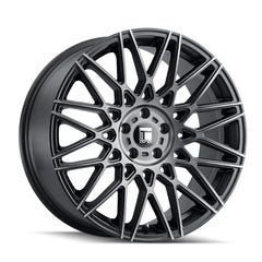 Touren Wheels 3278 TR78 Black Tint