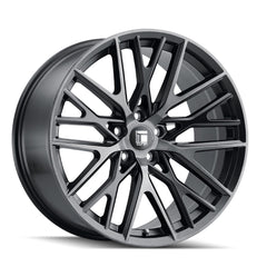 Touren Wheels 3291 TR91 Black Tint