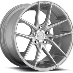 Niche Wheels M131 Targa Silver Machined