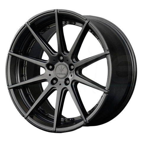 Verde Wheels V20 Insignia Satin Black