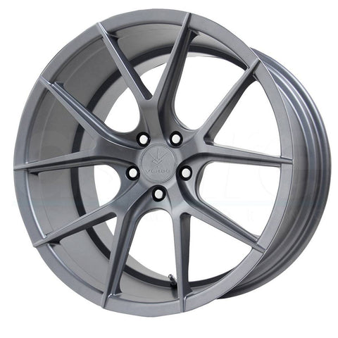 Verde Wheels V99 Axis Matte Graphite