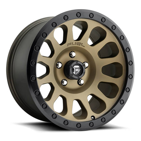Fuel Wheels Vector D600 Bronze