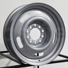 Vision Wheels 55 Rally Silver