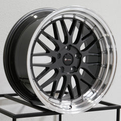 Vors Wheels VR8 Hyper Black