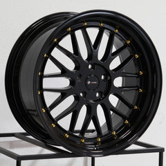 Vors Wheels VR8 Gloss Black