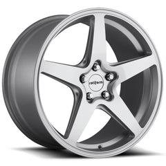 Rotiform Wheels R147 WGR Silver