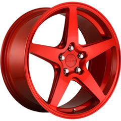 Rotiform Wheels R149 WGR Red