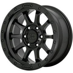 XD Wheels XD143 Rg3 Satin Black