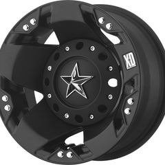 XD Wheels XD775 Rockstar Matte Black R