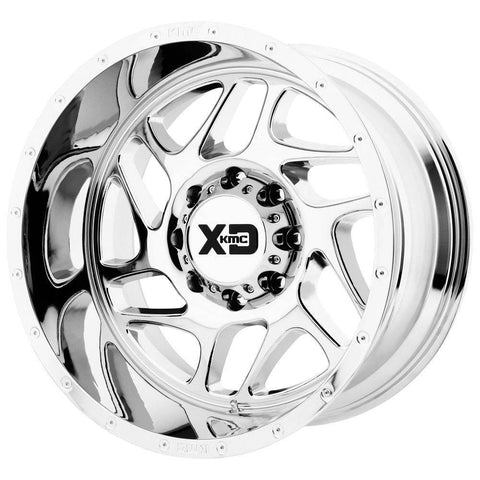 XD Wheels XD836 Fury Chrome