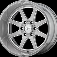 XD Wheels XD844 Pike Titanium Milled