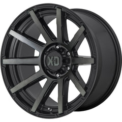 XD Wheels XD847 Outbreak Black Gray