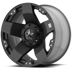 XD Wheels XD775 Rockstar Matte Black