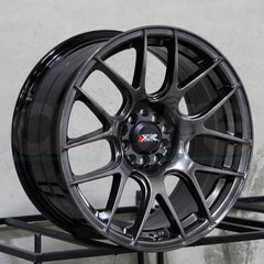 XXR Wheels 530 Chromium Black