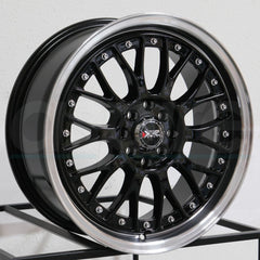 XXR Wheels 521 Black ML
