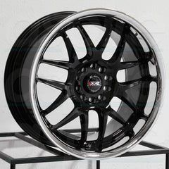 XXR Wheels 526 Black SSC