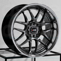 XXR Wheels 526 Chromium Black SSC