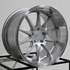 XXR Wheels 527D Silver ML
