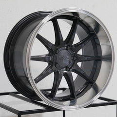 XXR Wheels 527D Graphite