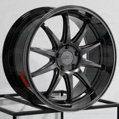 XXR Wheels 527D Chromium Black