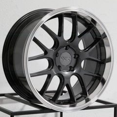 XXR Wheels 530D Graphite ML