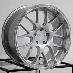 XXR Wheels 530D Silver ML