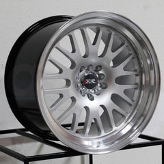 XXR Wheels 531 Hyper Silver ML