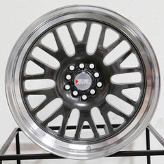 XXR Wheels 531 Chromium Black ML