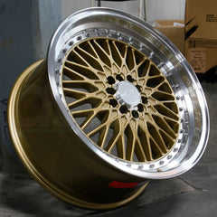 XXR Wheels 536 Gold ML