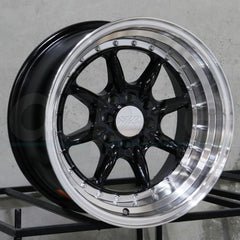 XXR Wheels 002.5 Black ML