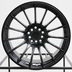 XXR Wheels 550 Flat Black