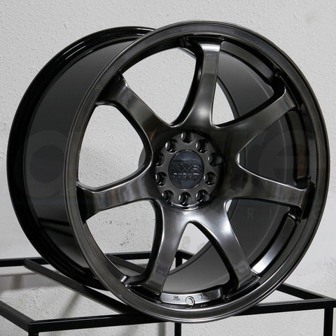 XXR Wheels 551 Chromium Black