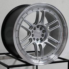 XXR Wheels 552 Hyper Silver ML