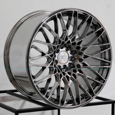 XXR Wheels 553 Platinum